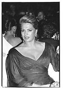 Princess Ira Furstenberg. Aug 1991© Copyright Photograph by Dafydd Jones 66 Stockwell Park Rd. London SW9 0DA Tel 020 7733 0108 www.dafjones.com