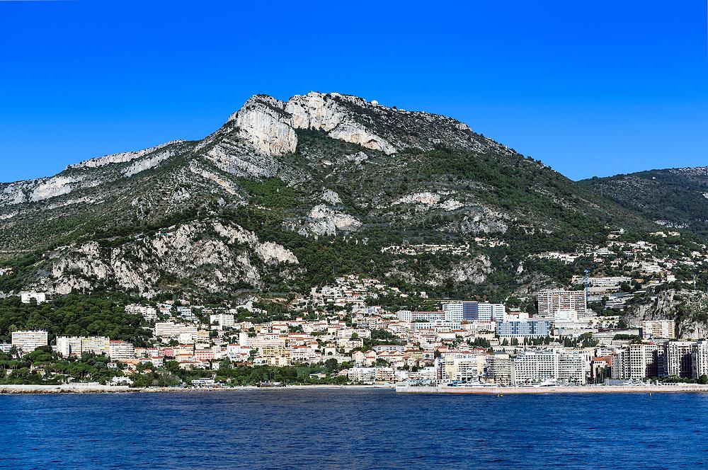 Port de Fontvieille, Cap-d'Ail, Monaco.