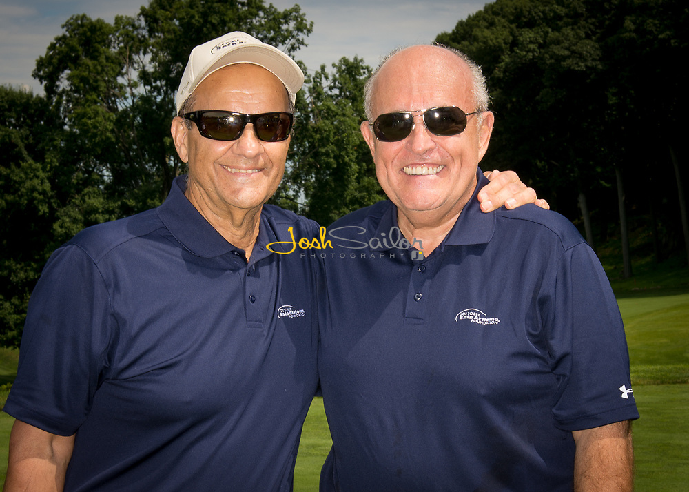 Joe Torre & Rudy Giuliani
