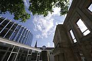 Münster, Germany. Opening days of Skulptur Projekte 2017.<br /> CAMP: Matrix, 2017