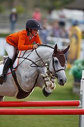 Thijssen Sanne, NED, Celine M Z<br /> Young Riders European Championships Jumping <br /> Samorin 2017© Hippo Foto - Dirk Caremans<br /> 11/08/2017