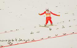 03.01.2014, Bergisel Schanze, Innsbruck, AUT, FIS Ski Sprung Weltcup, 62. Vierschanzentournee, Qualifikation, im Bild Kamil Stoch (POL) // Kamil Stoch (POL) during qualification Jump of 62nd Four Hills Tournament of FIS Ski Jumping World Cup at the Bergisel Schanze, <br /> Innsbruck, Austria on 2014/01/03. EXPA Pictures © 2014, PhotoCredit: EXPA/ JFK