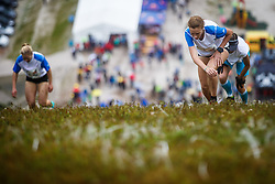 Belotti VALENTINA  of Italy during Red Bull 400 Planica, on 17th of September, 2016, in Nordic center Planica, Slovenia. Photo by Grega Valancic / Sportida