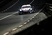 June 10-16, 2019: 24 hours of Le Mans. 78 PROTON COMPETITION, PORSCHE 911 RSR, Louis PRETTE, Philippe PRETTE,  Vincent ABRIL