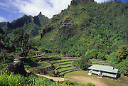 Limahuli Gardens, Haena, Kauai, Hawaii, USA<br />