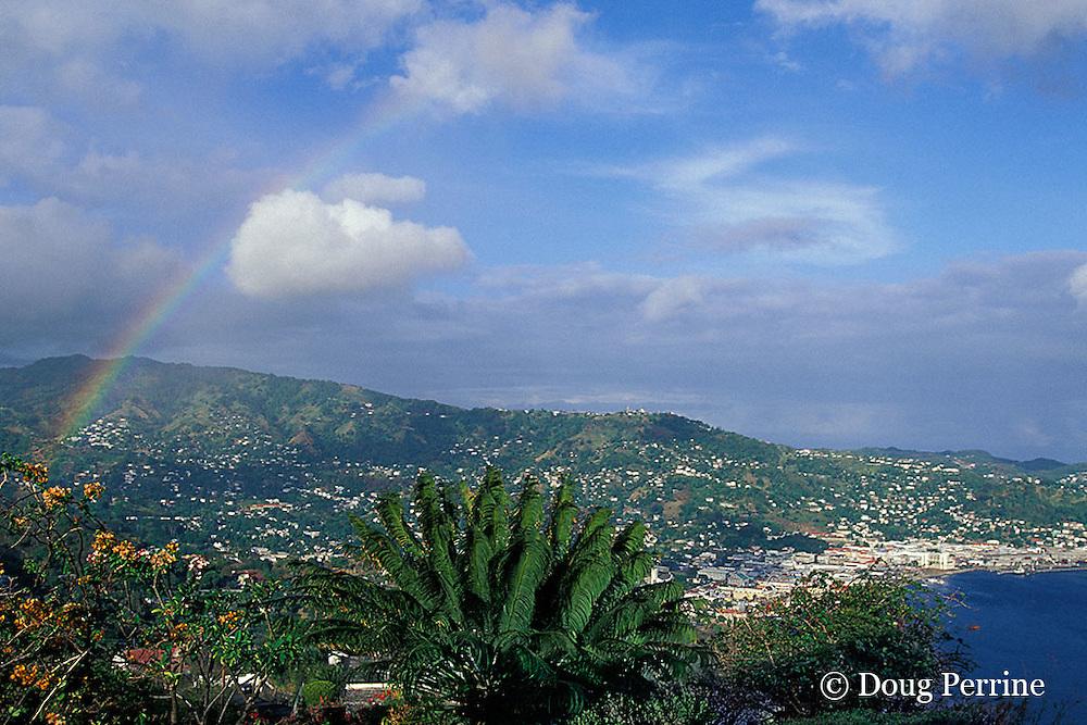 Kingstown, Saint Vincent,  St. Vincent & the Grenadines, West Indies ( Eastern Caribbean Sea )