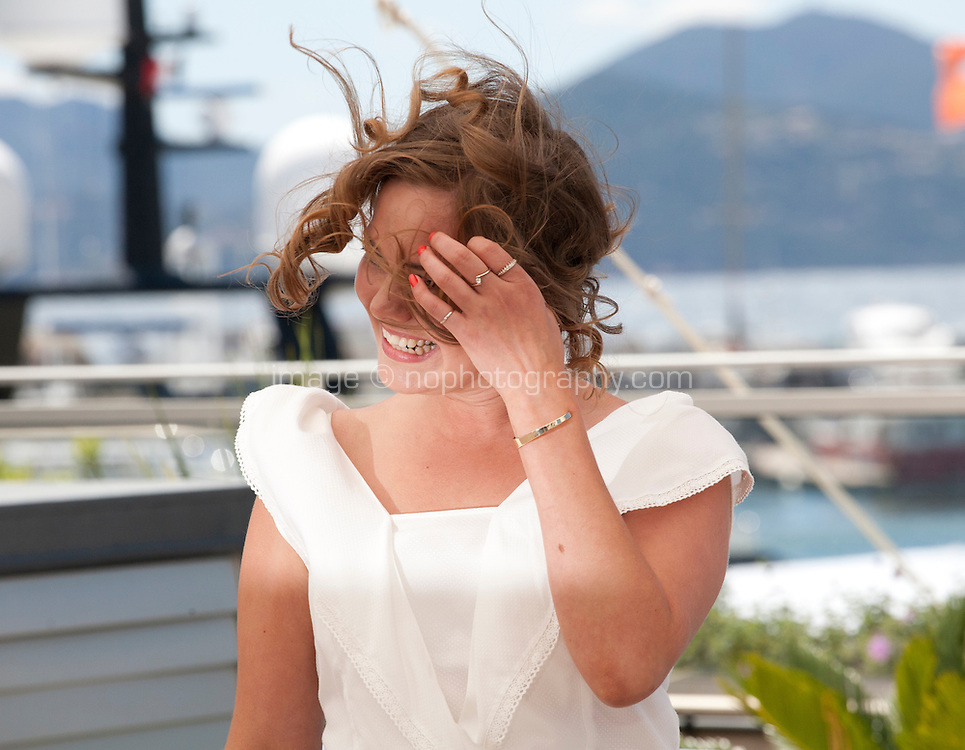 Actress Oona Airola at The Happiest Day In The Life Of Olli Maki film photo call at the 69th Cannes Film Festival Thursday 19th May 2016, Cannes, France. Photography: Doreen Kennedy