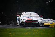 May 5, 2019: IMSA Weathertech Mid Ohio. #25 BMW Team RLL BMW M8 GTE, GTLM: Connor De Phillippi,  Tom Blomqvist