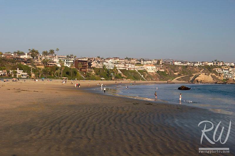 Corona Del Mar State Beach, Newport Beach, California