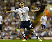 Photo: Daniel Hambury.<br />Tottenham Hotspur v Sheffield United. The Barclays Premiership. 22/08/2006.<br />Tottenham's Robbie Keane.