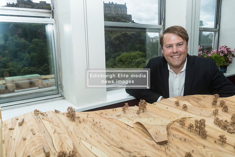 An international collaboration led by US-based design practice wHY and including Edinburgh-based design studio GRAS, has won the competition to revitalise West Princes Street Gardens. <br />  <br /> The announcement was made today (1st August, 2017) by the Ross Development Trust.  The £25M project, in collaboration with the City of Edinburgh Council, will include a new Ross Pavilion, set to become one of the most exciting performance spaces in the World.<br />  <br /> The five-month search for an outstanding team for the £25m Ross Pavilion and West Princes Street Gardens project attracted first-stage submissions from 125 teams (made up of 400 firms) from 22 different countries. <br /> <br /> At the competition's second stage, seven shortlisted teams produced concept designs for a new landmark Pavilion; a visitor centre with café; and improvements to the surrounding Gardens. The new Pavilion will provide a flexible platform for the imaginative arts and cultural programming that Edinburgh excels in, and allow visitors and residents to engage with a variety of events all year round.<br /> <br /> Norman Springford, competition Jury Chair, was delighted with the whole process.  He said: 'As is always the case with initiatives of this size and stature, the jury had a hard job!  We are confident however that we have a winning concept that embodies an imaginative ensemble landscape approach, creating a wonderful stage for our iconic Edinburgh Castle.  In addition, the design concept offers a creative energy and a series of unique elements which will all combine to create a new and contemporary landscape.<br /> <br /> 'We thoroughly enjoyed meeting all the shortlisted teams and understanding each approach.  However with wHY, they demonstrated an impressive collaboration which respects and enhances the historical context and backdrop of the Castle and the City, whilst creating new heritage and increasing the green space within the Gardens.  All of which were key aspects for u