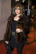 RACHEL STEVENS, European Film premiere of Sweeny Todd,  Odeon Leicester Sq. and party afterwards at the Royal Courts of Justice. 10 January 2008. -DO NOT ARCHIVE-© Copyright Photograph by Dafydd Jones. 248 Clapham Rd. London SW9 0PZ. Tel 0207 820 0771. www.dafjones.com.
