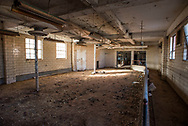 Old Milking Parlor
