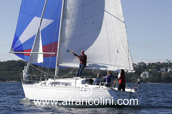 SAILING - BMW Winter Series 2005 - MERCURY, Sydney (AUS) - 12/06/05 - ph. Andrea Francolini