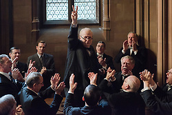 RELEASE DATE: November 22, 2017 TITLE: Darkest Hour STUDIO: Focus Features DIRECTOR: Joe Wright PLOT: During the early days of WWII, the fate of Western Europe hangs on the newly-appointed British Prime Minister Winston Churchill, who must decide whether to negotiate with Hitler or fight on against incredible odds. STARRING: GARY OLDMAN as Winston Churchill. (Credit Image: © Focus Features/Entertainment Pictures/ZUMAPRESS.com)