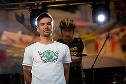 Primoz Roglic at reception of slovenian rider Primoz Roglic in Zagorje ob Savi after Tour de France 2018, on August 7, 2018 in Zagorje ob Savi, Slovenia. Photo by Urban Urbanc / Sportida