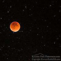 Super Moon Blood Moon Lunar Eclipse September 2015.
