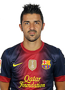 F.C. Barcelona 2012 / 2013. David Villa...Photo: Gregorio / ALFAQUII