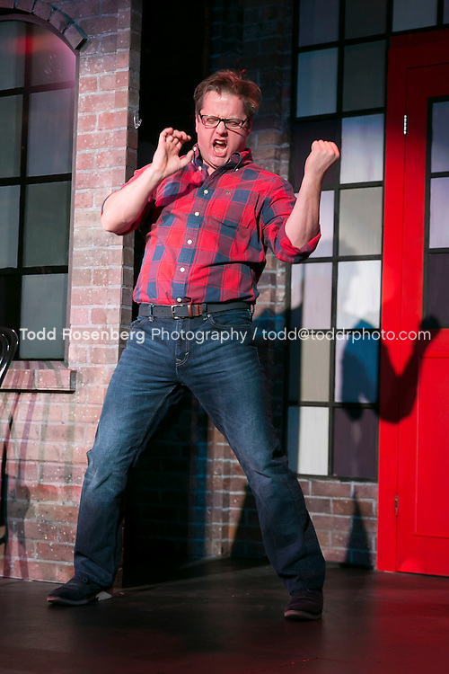 2/18/16 9:12:32 PM -- The Second City Presents<br /> #DateMe an OK Cupid Experiment<br /> <br /> &copy; Todd Rosenberg Photography 2016