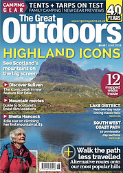 The Great Outdoors; Cover June 2018