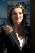 020513 princess letizia feder meeting