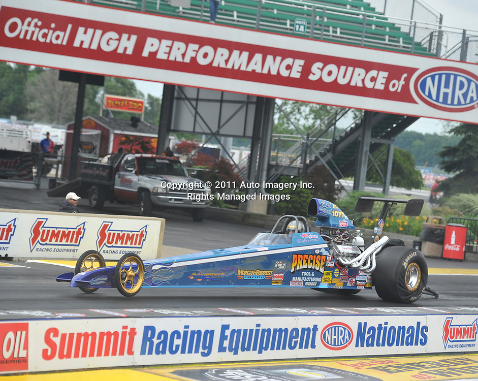 2011 NHRA NHRA Summit Racing Equipment Nationals Norwalk OH