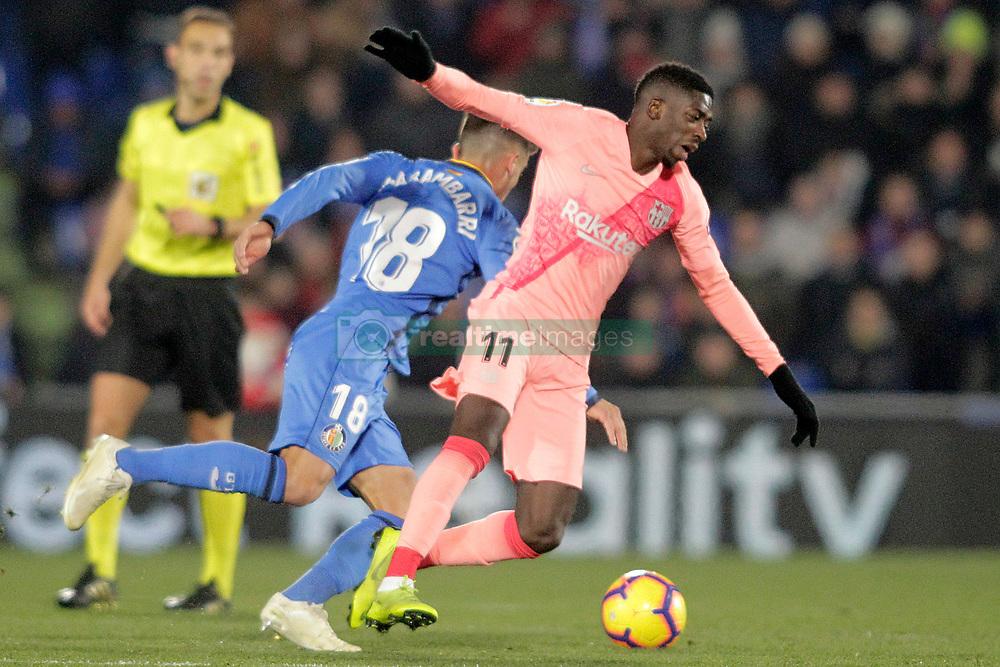 صور مباراة : خيتافي - برشلونة 1-2 ( 06-01-2019 ) 664964-004