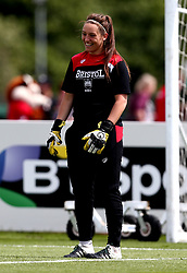Caitlin Leach of Bristol City Women - Mandatory by-line: Robbie Stephenson/JMP - 03/06/2017 - FOOTBALL - Stoke Gifford Stadium - Bristol, England - Bristol City Women v Arsenal Ladies - FA Women's Super League Spring Series