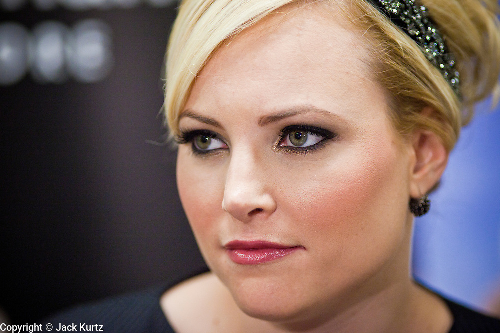 "Sept. 16 - TEMPE, AZ: MEGHAN MCCAIN talks about her book, ""Dirty Sexy Politics"" during a book signing at Changing Hands Bookstore in Tempe, AZ, Thursday, Sept. 16. McCain's book is a recounting of her life on the campaign trail during the 2008 election, when her father, John McCain, was the Republican candidate for President of the United States.  Photo by Jack Kurtz"