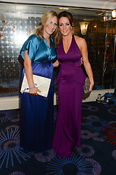 British fine jewellery brand Boodles welcomed guests for the 2013 Boodles Boxing Ball in aid of Starlight Children's Foundation held at the Grosvenor House Hotel, Park Lane, London on 21st September 2013.<br /> Picture Shows:- ZARA PHILLIPS and NATALIE PINKHAM,.<br /> <br /> Press release - https://www.dropbox.com/s/a3pygc5img14bxk/BBB_2013_press_release.pdf<br /> <br /> For Quotes  on the event call James Amos on 07747 615 003 or email jamesamos@boodles.com. For all other press enquiries please contact luciaroberts@boodles.com (0788 038 3003)