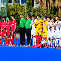 16 Spain vs Belgium (Semi Final 2)