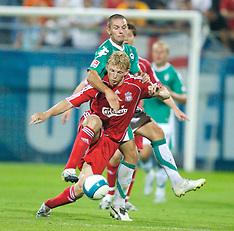 070717 Werder Bremen v Liverpool