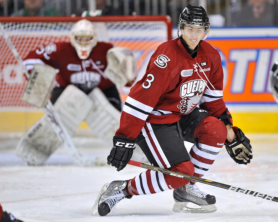 2011-12 Guelph Storm.<br />