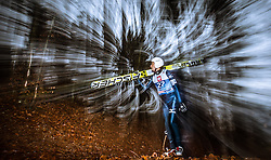 05.01.2014, Paul Ausserleitner Schanze, Bischofshofen, AUT, FIS Ski Sprung Weltcup, 62. Vierschanzentournee, Qualifikation, im Bild Yuta Watase (JPN) // Yuta Watase (JPN) during qualification Jump of 62nd Four Hills Tournament of FIS Ski Jumping World Cup at the Paul Ausserleitner Schanze, Bischofshofen, Austria on 2014/01/05. EXPA Pictures © 2014, PhotoCredit: EXPA/ JFK