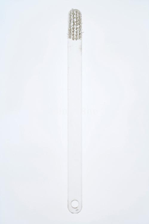 transparent toothbrush