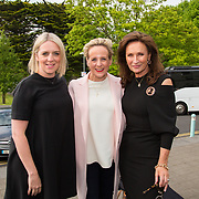 11.05. 2017.                                                 <br /> Over 20 leading Irish and international fashion media and influencers converged on Limerick for 24 hours on, Thursday, 11th May for a showcase of Limerick's fashion industry, culminating with Limerick School of Art & Design, LIT, presenting the LSAD 360° Fashion Show, sponsored by AIB.<br /> Pictured at the event were, Jennifer Stevens, Irish Country Magazine, Cybil Mulcahy, Evoke.ie and Celia Holman Lee. Picture: Alan Place