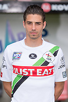OHL's Alessandro Cerigioni pictured during the 2015-2016 season photo shoot of Belgian first league soccer team OH Leuven, Monday 13 July 2015 in Leuven.