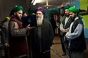 The Sufi community in Sidney Center, Friday, Nov. 5, 2010.<br /> (AP Photo/Heather Ainsworth)