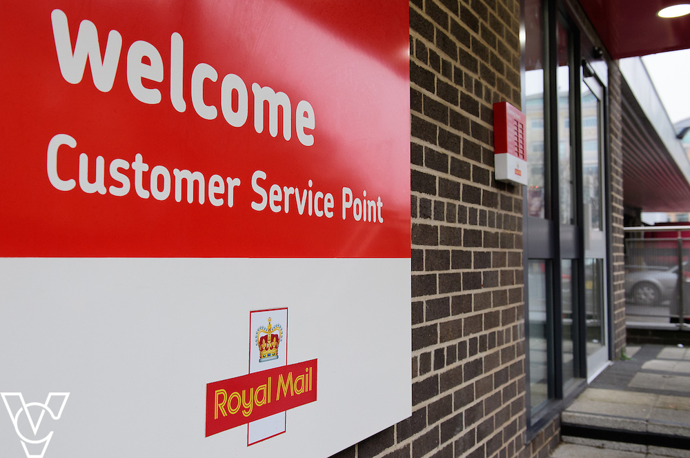 Royal Mail stock photography at York delivery office customer service point.<br /> <br /> Picture: Chris Vaughan Photography<br /> Date: December 6, 2016
