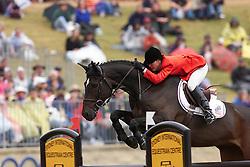 Hough Lauren, USA, Clasiko<br /> Olympic Games Sydney 2000<br /> © Hippo Foto - Dirk Caremans<br /> 13/10/2000
