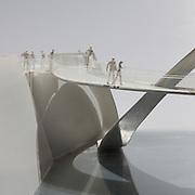 Hakes Associates, Mobius Bridge