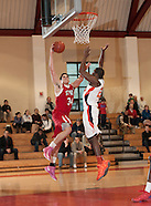 St Pauls boys Basketball 12Jan13