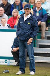 Liverpool, England - Saturday, June 16, 2007: Tournament Director Anders Borg on day five of the Liverpool International Tennis Tournament at Calderstones Park. For more information visit www.liverpooltennis.co.uk. (Pic by David Rawcliffe/Propaganda)