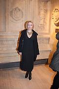 , GILLIAN ANDERSONKOOZA, CIRQUE DU SOLEIL  Royal Albert Hall Kensington Gore London. 8 January 2012.