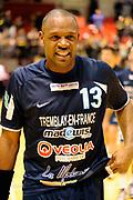 DESCRIZIONE : Handball coupe des coupes 1/4 finale Tremblay Halmstad <br /> GIOCATORE : Prat Teddy<br /> SQUADRA : Tremblay <br /> EVENTO : Coupe d'europe A 2010-2011<br /> GARA : Tremblay Halmstad<br /> DATA : 03/04/2011<br /> CATEGORIA : Handball Coupe d'europe<br /> SPORT : Handball<br /> AUTORE : JF Molliere par Agenzia Ciamillo-Castoria <br /> Galleria : France Hand 2010-2011 Action<br /> Fotonotizia : coupe des coupe 1/4 finale Tremblay Halmstad <br />   Match retour a Tremblay