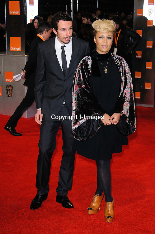Emeli Sande arrive for the 2012 ORANGE BRITISH ACADEMY FILM AWARDS, The Bafta's at The Royal Opera House, Covent Garden, London. Photo By I-Images