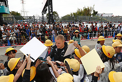 October 6, 2017 - Suzuka, Japan - Motorsports: FIA Formula One World Championship 2017, Grand Prix of Japan, .#77 Valtteri Bottas (FIN, Mercedes AMG Petronas) (Credit Image: © Hoch Zwei via ZUMA Wire)