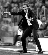 © Filippo Alfero<br /> Juventus-Napoli, Serie A 2016/2017<br /> Torino, 29/10/2016<br /> sport calcio<br /> Nella foto: Massimiliano Allegri