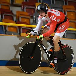 16-12-2016: Wielrennen: NK Baan Duur en Sprint: Apeldoorn (NED): Omnisport: Jeffrey Hoogland Sprint