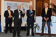 DESCRIZIONE : Roma Basket Day Hall of Fame 2013<br /> GIOCATORE : Dan Peterson Alessandro Gamba Valerio Bianchini Mimmo Cacciuni<br /> SQUADRA : FIP Federazione Italiana Pallacanestro <br /> EVENTO : Basket Day Hall of Fame 2013<br /> GARA : Roma Basket Day Hall of Fame 2013<br /> DATA : 09/12/2013<br /> CATEGORIA : Premiazione<br /> SPORT : Pallacanestro <br /> AUTORE : Agenzia Ciamillo-Castoria/GiulioCiamillo
